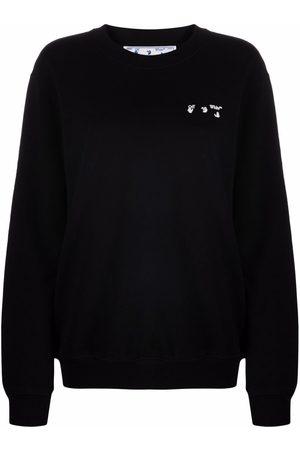 OFF-WHITE Women Sweatshirts - Hands Off logo sweatshirt