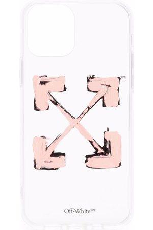Off-White Arrows-print iPhone 12 Pro case - Neutrals