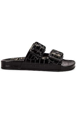 Balenciaga Mallorca Sandals in