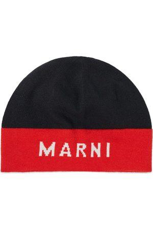 Marni Logo Beanie
