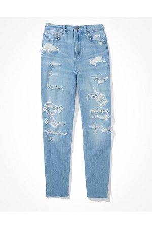American Eagle Outfitters Relaxed Mom Jean Women's 2 Long
