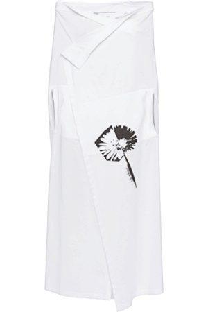 Prada Women's Cotton Cape - - Moda Operandi