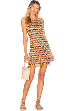 House of Harlow X REVOLVE Missy Dress in Orange.