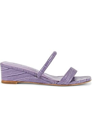Song of Style Fia Sandal in Lavender.