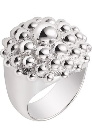 Christofle Perles sterling ring