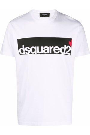 Dsquared2 Men Short Sleeve - Logo-print short-sleeve T-shirt