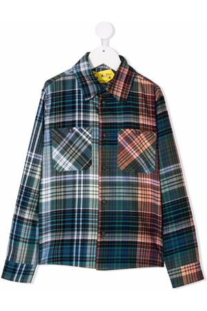 OFF-WHITE Check flannel shirt