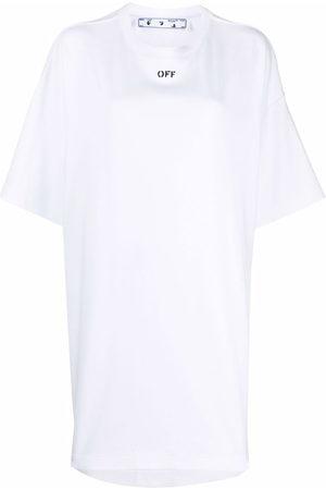 OFF-WHITE Logo-print cotton T-shirt