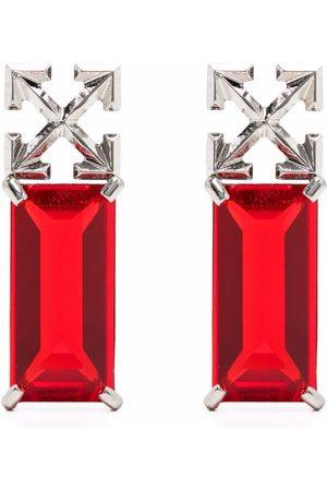 OFF-WHITE Women Earrings - Arrow drop earrings