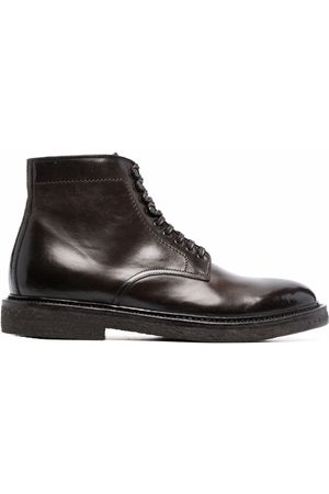 Officine creative Men Ankle Boots - Lace-up ankle boots
