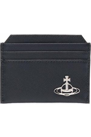 Vivienne Westwood Milano Orb leather cardholder