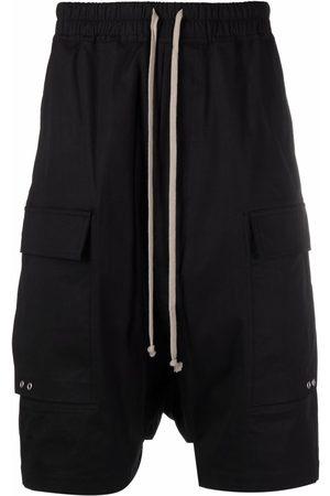 Rick Owens Rick Pods drop-crotch shorts