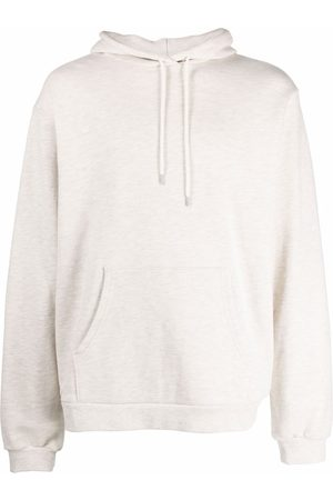 JOHN ELLIOTT Long-sleeved cotton hoodie - Neutrals