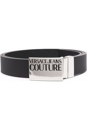 VERSACE Logo-plaque belt