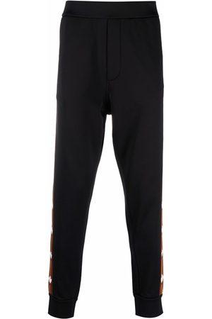 Dsquared2 Men Sweatpants - Logo-tape slip-on track trousers