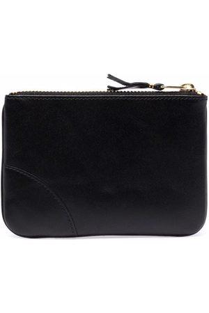 Comme des Garçons Men Wallets - Small zipped leather purse