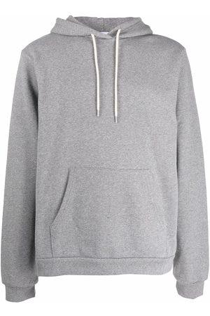 JOHN ELLIOTT Beach cotton hoodie - Grey
