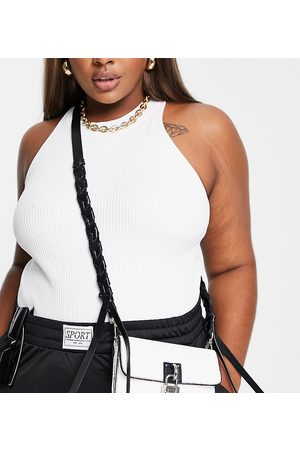 Steve Madden Women Purses - BLace metal logo cross body bag in