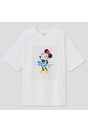 UNIQLO Women Short Sleeve - Women's Magic For All X Yuni Yoshida Ut (Short-Sleeve Graphic T-Shirt), , XXS