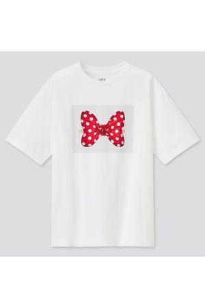 UNIQLO Women's Magic For All X Yuni Yoshida Ut (Short-Sleeve Graphic T-Shirt), , XXS