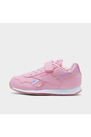 Reebok Casual Shoes - Girls' Toddler Royal Classic Jogger 3 Casual Shoes Size 5.0 Leather