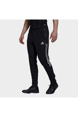 adidas Men's Tiro Reflective Track Pants in / Size Small Polyester