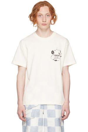 Jacquemus Yellow 'Le T-Shirt L'Amour' T-Shirt