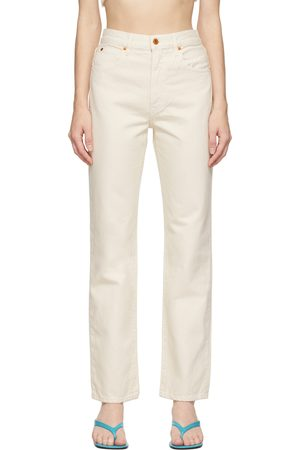 SLVRLAKE Off-White London Crop Jeans