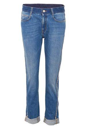 Stella Mccartney Women Straight - Tape jeans