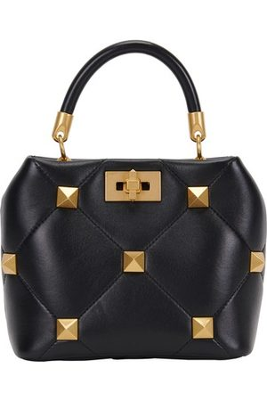 VALENTINO Garavani - Small top handle Roman Stud bag