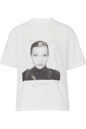 Anine Bing Women Short Sleeve - Ida t-shirt AB x To Kate Moss
