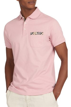 Barbour Men's Hirst Pocket Polo Shirt