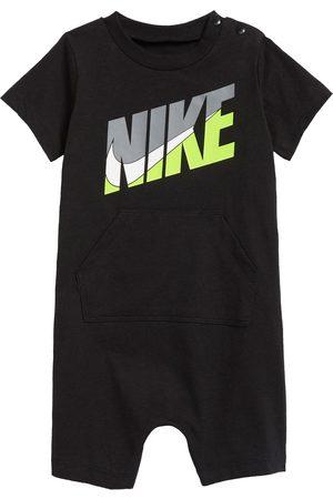 Nike Infant Boy's Logo Graphic Romper