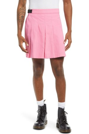 BP. Be Proud By Pride Gender Inclusive Pleated Cotton Twill Skirt