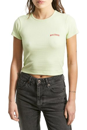 BDG Urban Outfitters Women's Ribbed T-Shirt