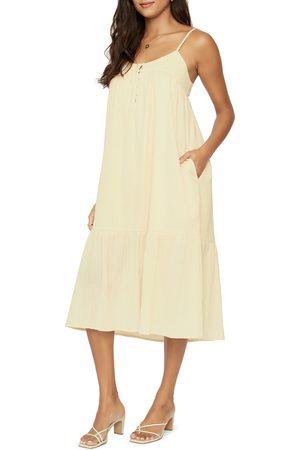 Lost + Wander Women's Sweet Lemon Pie Midi Dress