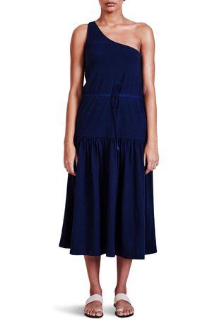APIECE APART Women Casual Dresses - Women's One-Shoulder Jersey Midi Dress