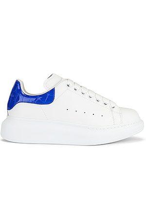 Alexander McQueen Lace Up Sneakers in