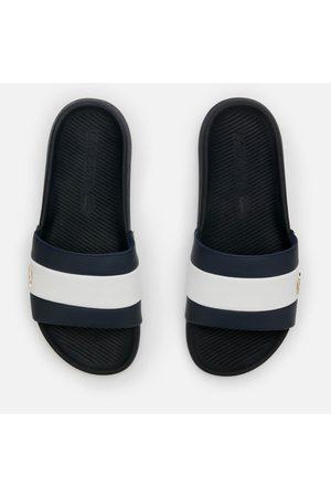 Lacoste Men's Croco Slide 120 Slide Sandals