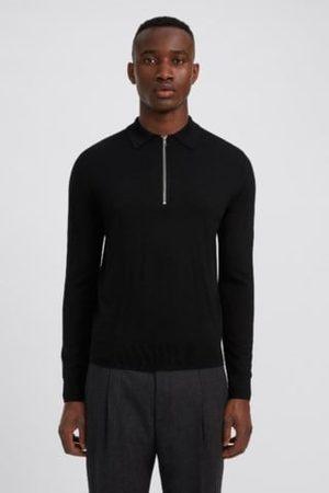 Filippa K Shawn Zip Polo Shirt