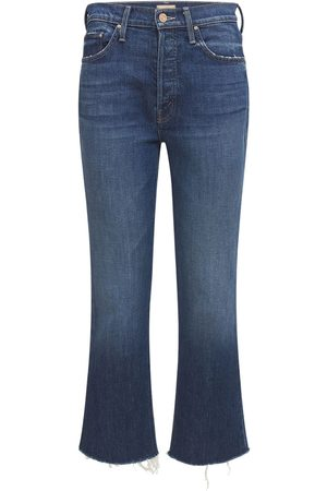 Mother The Tripper Ankle Bootcut Jeans
