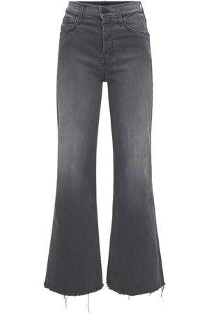 Mother The Tomcat Roller Wide Leg Jeans