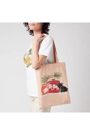 Radley Women's Lets Travel Medium Tote Bag