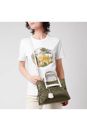 Radley Women's Finsbury Park Quilt Medium Ziptop Multiway Bag