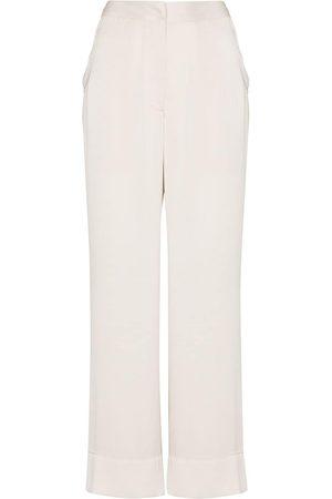 Bondi Born Eden straight-leg trousers - Neutrals