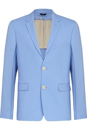 Fendi Men Blazers - Detachable lapel tailored jacket