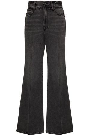 Frame Le Palazzo wide-leg jeans - Grey