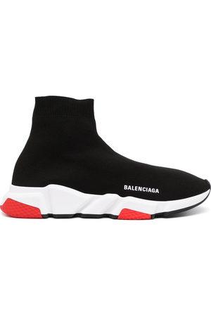 Balenciaga Men Flat Shoes - Speed slip-on sneakers