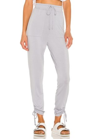 Lovers + Friends Ontario Jogger in Grey.