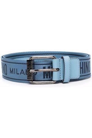 Moschino Logo-print belt